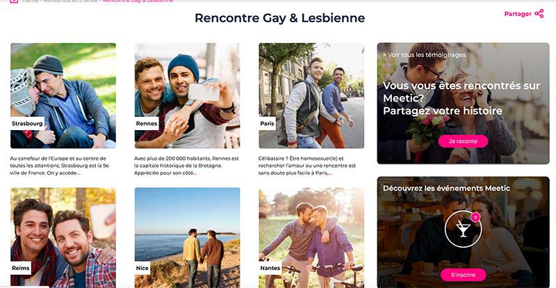 Meetic gay : notre avis après test